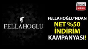 Fellahoğlu Kuyumculuk'tan net %50 indirim kampanyası!..