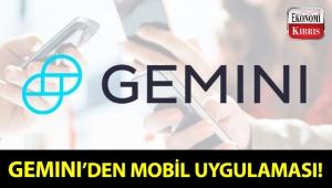 Gemini'den mobil bir kripto ticaret uygulaması!..