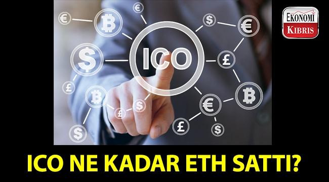 ICO, 30 gün içerisinde büyük miktarda ETH sattı!..