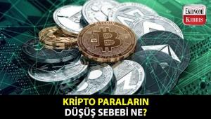 İşte, kripto paralarda meydana gelen düşüşlerin esas sebebi!..