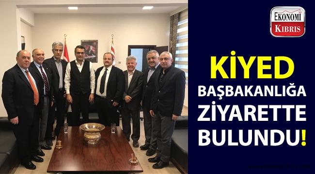 KİYED, Maronitlerin dönüşü ile ilgili Başbakanlığı ziyarette bulundu!..