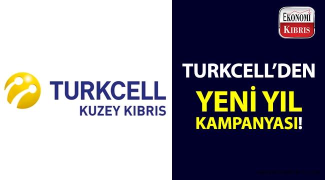 Kuzey Kıbrıs Turkcell, yeni yıl hediyesi veriyor!..