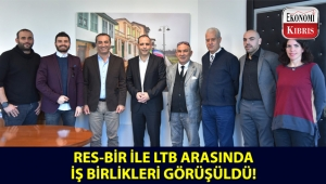 LTB, RES-BİR ile görüşme gerçekleştirdi!..
