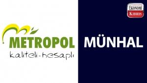 Metropol Süpermarket, münhal açtı!..
