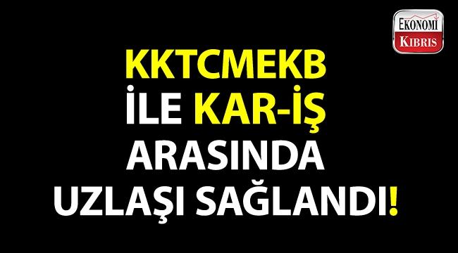 Milli Eğitim ve Kültür Bakanlığı ile KAR-İŞ arasında sözleşme imzalandı!..
