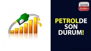 Petrol fiyatlarında yükseliş!..