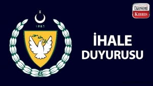 Sivil Savunma Teşkilat Başkanlığından ihale duyurusu...