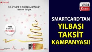 SmartCard'tan vade farksız +5 taksit fırsatı!..
