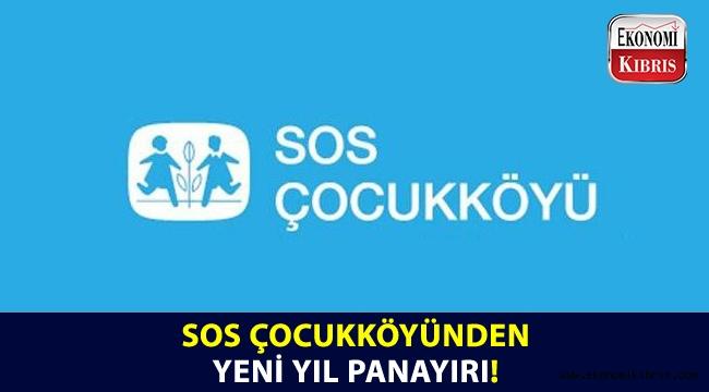 """SOS ÇocukKöyü Derneği, """"Yeni Yıl Panayırı"""" düzenliyor!.."""