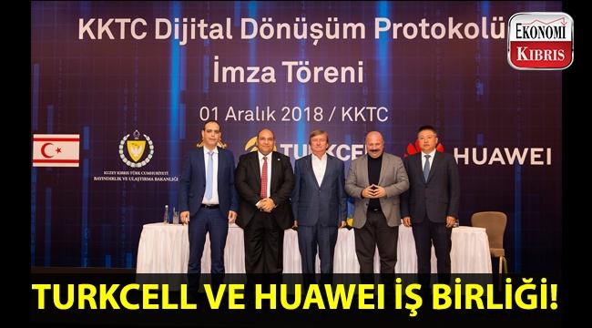 Turkcell ve Huawei'den önemli iş birliği!..