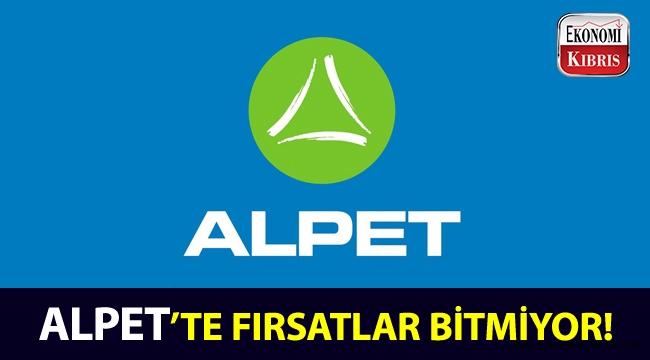 """Alpet Kıbrıs'ta, """"Markalar İş Birliği Kampanyası"""" kapsamında fırsatlar devam ediyor!.."""
