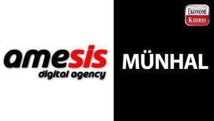 Amesis DigitalAgency, münhal açtı!..