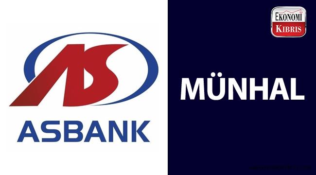 Asbank, münhal açtı!