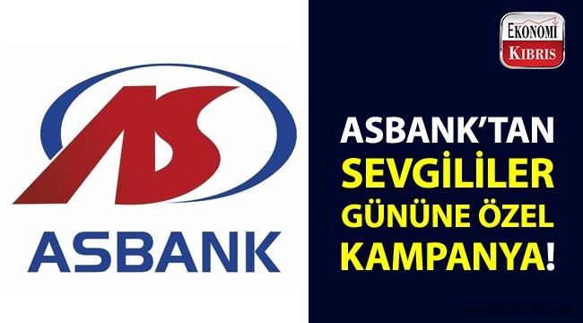Asbank'tan Sevgililer Gününe özel kampanya!..