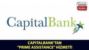 "CapitalBank'tan ""Prime Assistance Kampanyası"""
