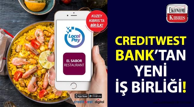 Creditwest Bank ile El Sabor Restaurant iş birliği!..