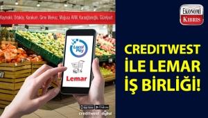 Creditwest Bank ile Lemar Süpermarket, bir iş birliğine imza atıyor!..