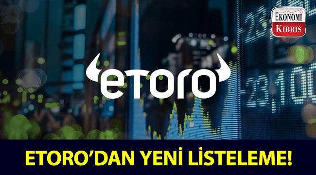 eToro, 14. olarak hangi kripto parayı listesine ekledi?..