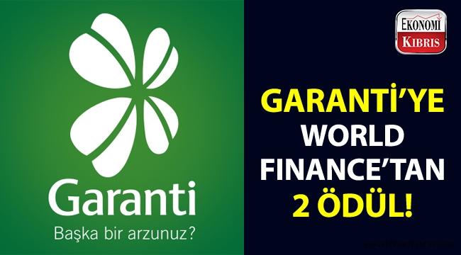 Garanti Bankası ve Garanti Cep ödüle layık görüldü!..