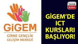GİGEM'de ICT kursları başlıyor!..