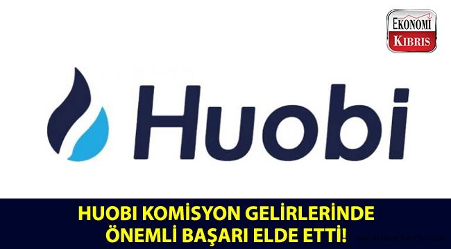 Huobi, komisyon gelirlerinde Binance ve OKEx'i geride bıraktı!..
