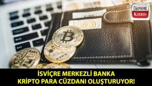 İşte, kripto para cüzdanı başlatacak İsviçre merkezli banka!..