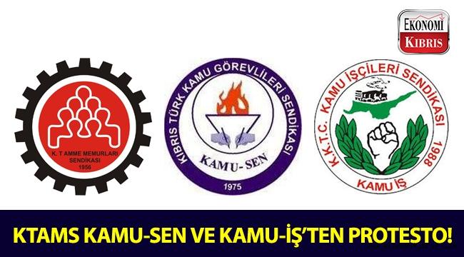 KTAMS, KAMU-İŞ ve KAMU-SEN, Posta Dairesinde yaşanan sıkıntıları protesto etmek üzere toplanıyor!..