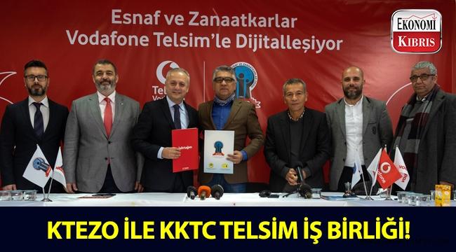 KTEZO ile Vodafone Telsim arasında iş birliği yapıldı!..