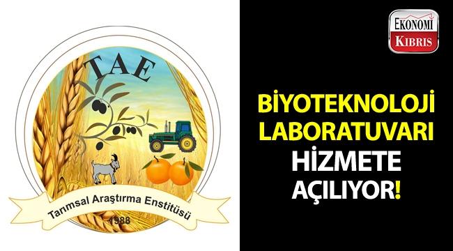 Kuzey Kıbrıs'ta Biyoteknoloji Laboratuvarı açılıyor!..