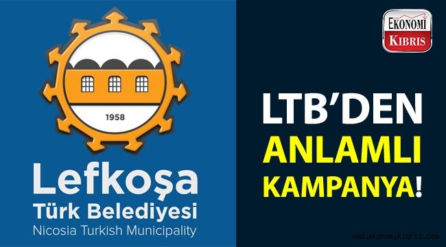 LTB'den geri dönüşüme katkı sağlamak adına anlamlı kampanya!..