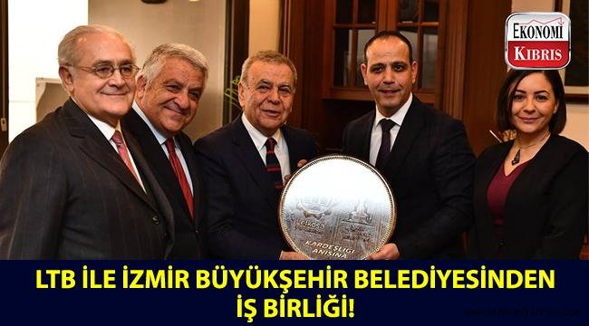 LTB ile İzmir Büyükşehir Belediyesi arasında protokol imzalandı!..