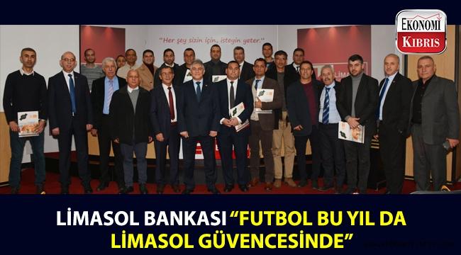 LTKB katkılarıyla Kıbrıs Türk Futbol Hakemler ve Gözlemciler Derneği üyeleri Limasol Sigorta tarafından sigortalandı!..