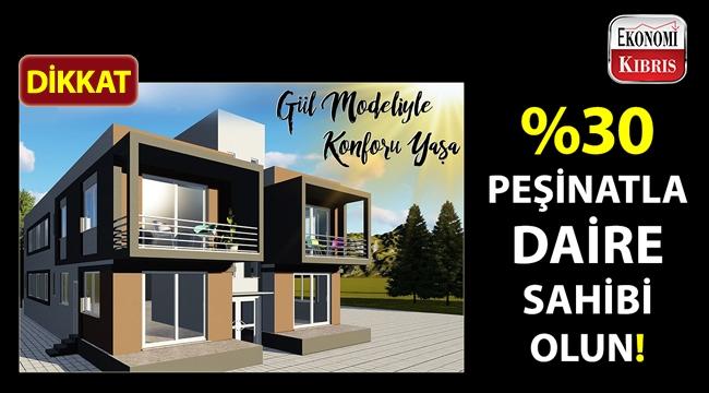 MAR Construction'dan Gül Modeli projesine özel kazançlı ödeme koşulları!..