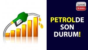 Petrol fiyatları, 52 dolar civarında!..