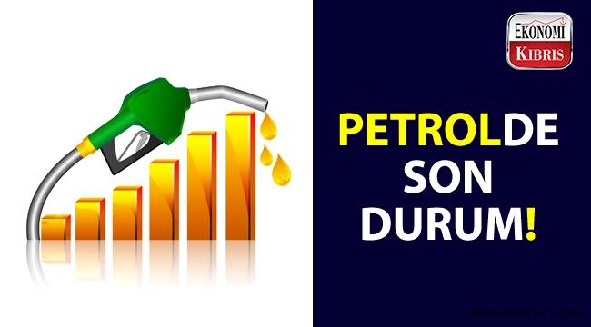 Petrol fiyatları, 53 dolar civarında!..
