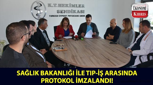 Sağlık Bakanlığı ile TIP-İŞ iş birliği!..