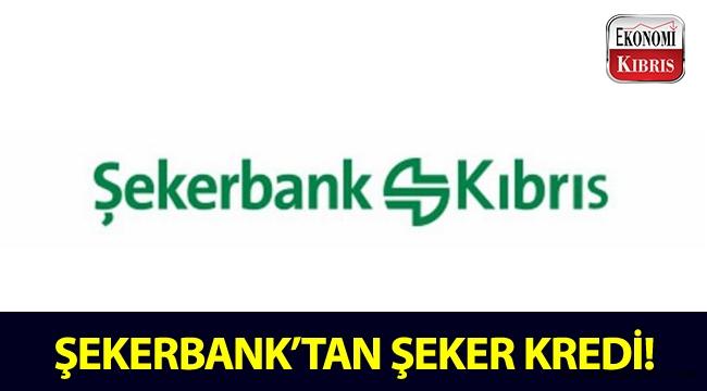 Şekerbank'tan