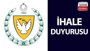Telekomünikasyon Dairesi Müdürlüğünden ihale duyurusu...
