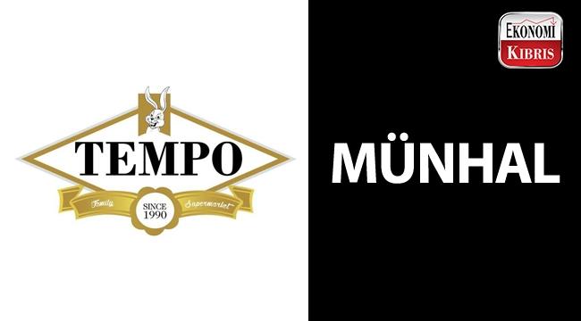 Tempo Süpermarket, münhal açtı!..