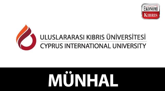 Uluslararası Kıbrıs Üniversitesi, münhal açtı!