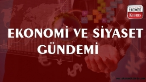 Ekonomi gündemi - 25 Mart