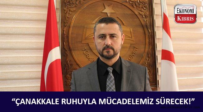Erman Çitim'den 18 Mart Şehitleri Anma Günü mesajı