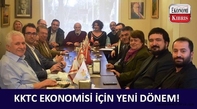 Türk Kuzey Kıbrıs Türk Ticaret Odası'nda yeni yönetim seçildi, Kıbrıs'ta yatırım yapacaklar için YADO kuruldu!