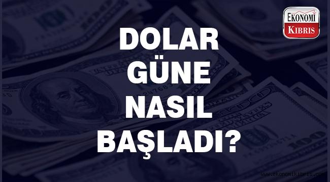 Dolar yükselişini sürdürüyor..