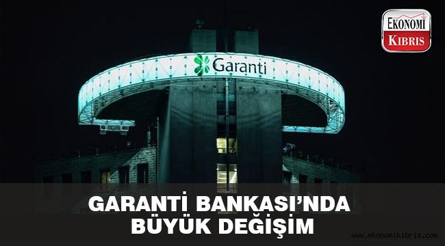 Garanti'de büyük gelişme..