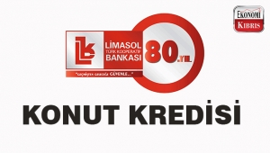 Limasol Bank ile konut kredisi kampanyası..