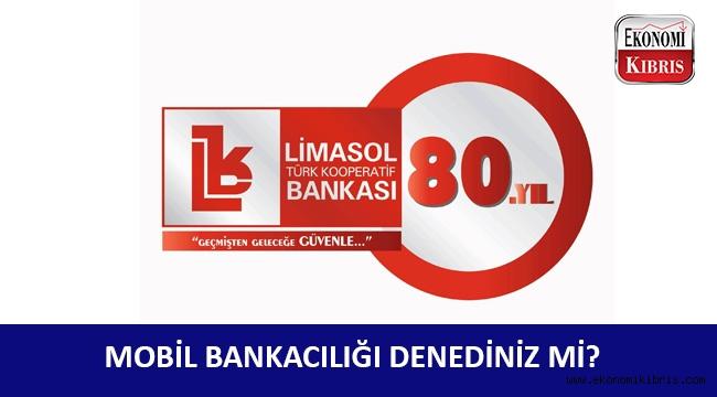 Limasol Grup Şirketleri'nden hayatı kolaylaştıran mobil bankacılık uygulaması!