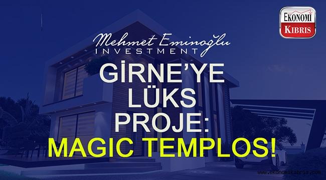 Lüks villa projesi Magic Templos ile tanıştınız mı?