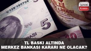 TL baskı altında, Merkez Bankası faiz kararı ne olacak?