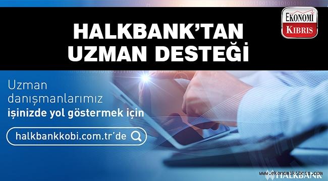 Halkbank'tan uzman danışman desteği..
